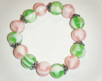 Watermelon Stretch Bracelet
