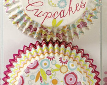 I Love Cupcakes..Cupcake cases