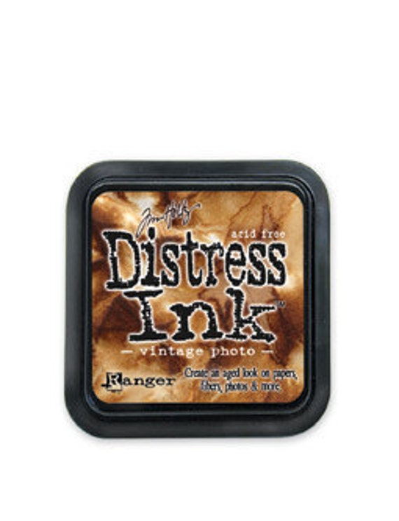 Tim Holtz-Distress Ink Pad-Vintage Photo