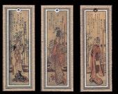 Ukiyoe Bijin Bookmarks bmcs029