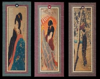 Shinsui Bijin Bookmarks bmcs003