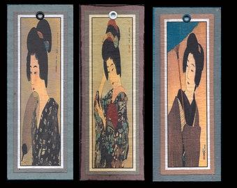 Shinsui Bijin Bookmarks bmcs007