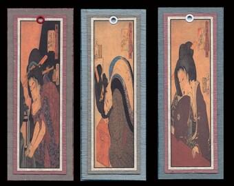 Ukiyoe Bijin Bookmarks bmcs021