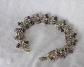Bracelet & Earring Rosia Chainmaille Set