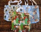 Set of 3 Reusuable Christmas Gift Bags