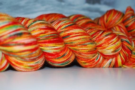 Moose Mountain Maples:  80/20 First-String PLUS SW Merino/Nylon