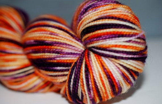 Ochre Sea Star:  80/20 First-String PLUS SW Merino/Nylon