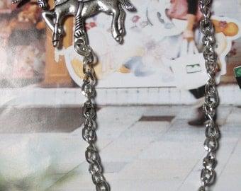 Elegant Unicorn Necklace