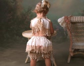 Middy Set with Victorian lace and embellishments