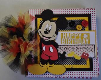 Mickey Mini album