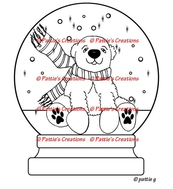 https://www.etsy.com/listing/83776837/polar-bear-snow-globe