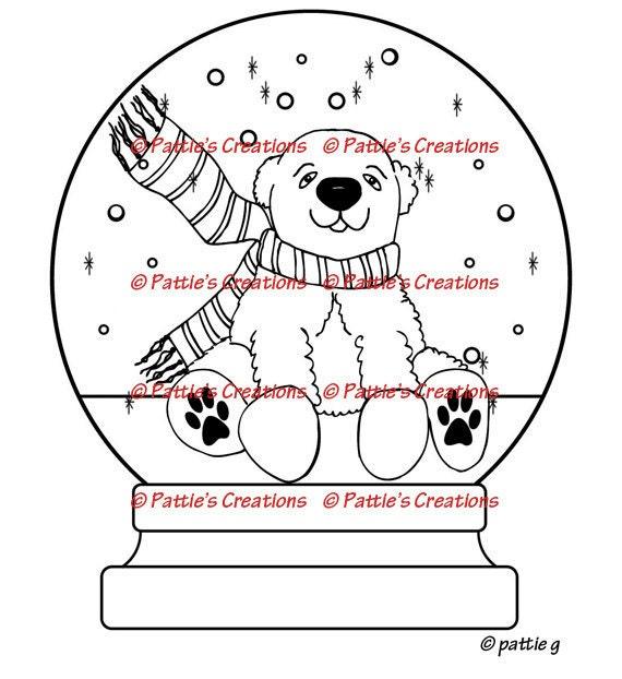 https://www.etsy.com/listing/83776837/polar-bear-snow-globe