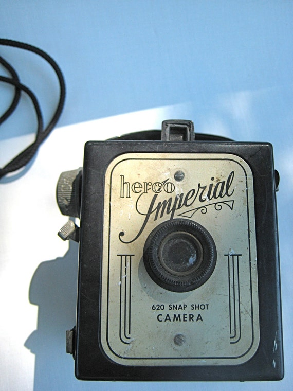 Vintage Camera Imperial by Herco, Antique, Collectible,  RetroBabs on Etsy