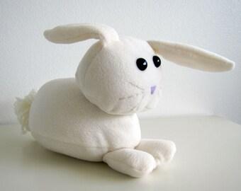 Bunny In Clover stuffed bunny