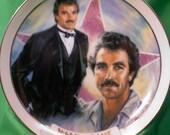 Tom Selleck Walk of Fame Plate
