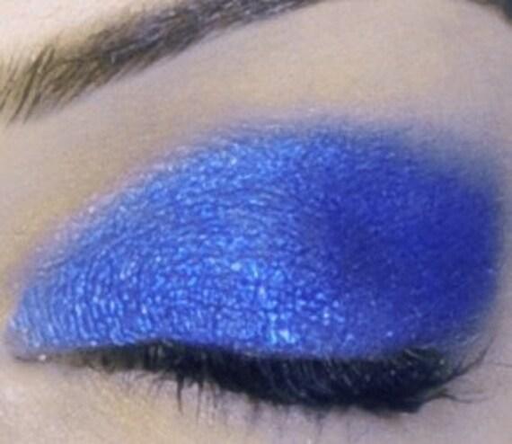 Blue Raspberry Sorbet - Carina Dolci Mineral Eye Candy Shadow