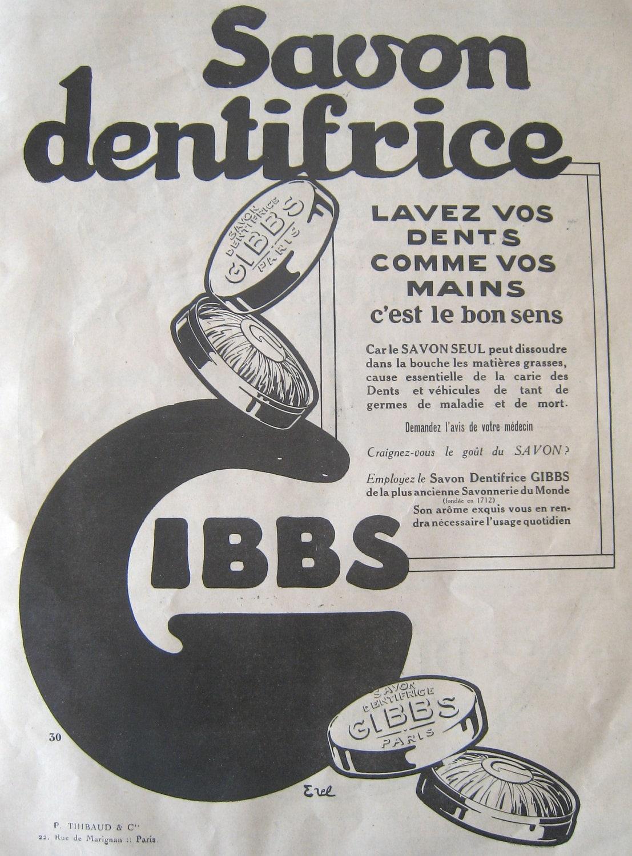 Gibbs Toothpaste