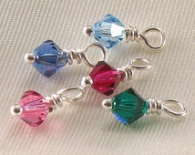 Add a Charm - One Birth Crystal Charm