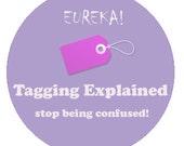 Etsy Tagging Tutorial - Understand Relevancy & Get Found - PDF INSTANT DOWNLOAD