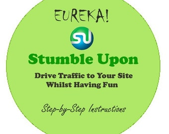 Stumble-Upon Guide - How to Drive Traffic to Your Site