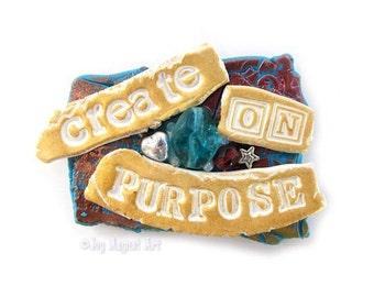 Create On Purpose - JOY MAGNET ART