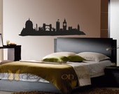 London wall decal. 41x12 size.