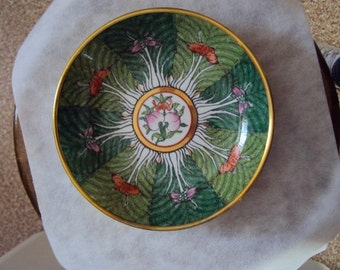 CLEARANCE HORCHOW Collection Vintage Japanese Porcelain Bowl 7.5""