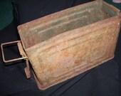 Vintage Army Ammunition Box