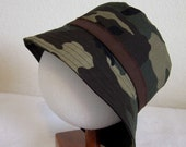Children's Camo Sunhat - 2-3 years