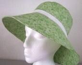 Green  Sun Hat