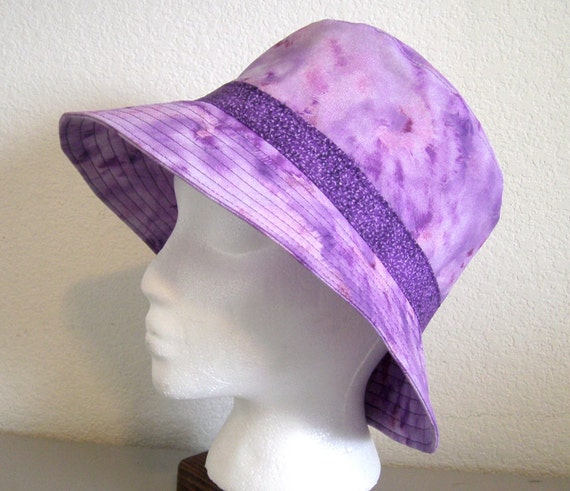 Women's Sunhat - Purple