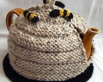Honeybee Tea Cozy