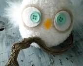 Chubby Owl Baby - Custom