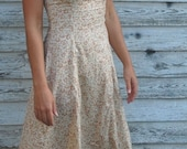 Cotton Country Dress