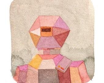 rokbot . print