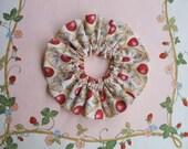 Apple - handmade hair scraunchie(chou-chou) ballet bun holder