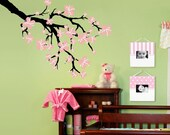 Cherry Blossoms - Vinyl Wall Decor