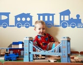 Choo Choo Train 10x60 - Vinyl Wall Decal