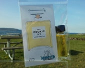 Skydottir Epic Cookie Vegan Artisan Perfume Oil Fragrance Chocolate Chip Cookie Perfume (3.7ml) Vanilla Sugar Bakery
