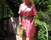 Pink Lip Service Uniform