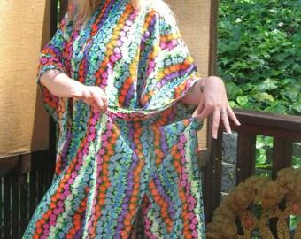 Sixties Mod Mama Mumu