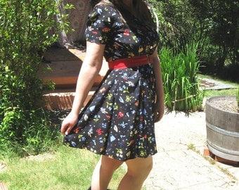 80s Accessorize Me Dress