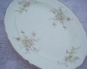 Vintage Edwin M. Knowles Serving Platter