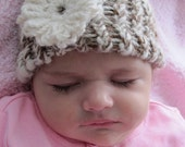 Newborn Alpaca Hat