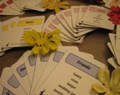 Bridal Shower game (Taboo)- Digital files (CUSTOMISED OPTION)