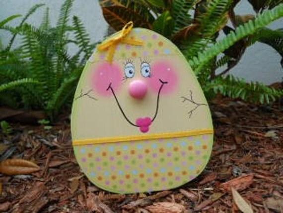 Easter Egg Head