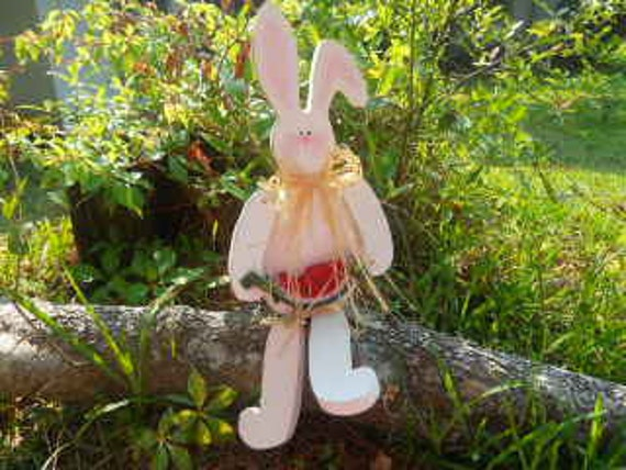 Summer Rabbit, Bunny , Watermelon