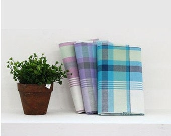 Yarn Dyed Plaid Cotton By the yard (Width 44 inches) 16254