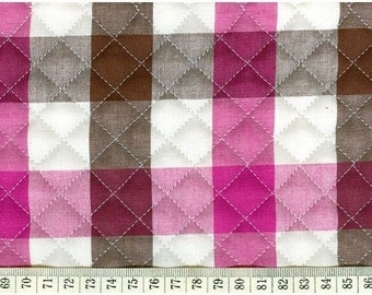 quilted cotton 1yard (43 x 35 inches) 14647