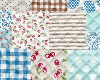quilted cotton 1yard (43 x 35 inches) 14642